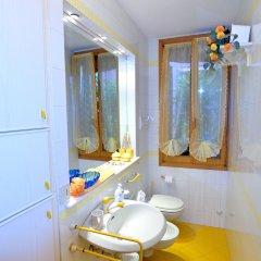 Отель Casa Marina Италия, Венеция - отзывы, цены и фото номеров - забронировать отель Casa Marina онлайн ванная фото 2