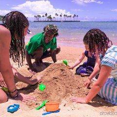 Отель The Naviti Resort Фиджи, Вити-Леву - отзывы, цены и фото номеров - забронировать отель The Naviti Resort онлайн пляж фото 2