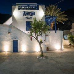 Отель Anezina Villas Греция, Остров Санторини - отзывы, цены и фото номеров - забронировать отель Anezina Villas онлайн парковка