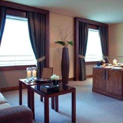 Отель Eurostars Suites Mirasierra комната для гостей фото 3