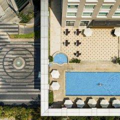 Отель Nikko Saigon Вьетнам, Хошимин - 1 отзыв об отеле, цены и фото номеров - забронировать отель Nikko Saigon онлайн бассейн фото 2