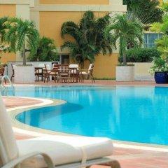 Апартаменты Saigon Court Serviced Apartment Хошимин бассейн