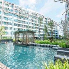 Отель Centrio Phuket By Favstay бассейн