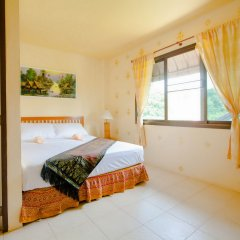 Klong Muang Sunset Hotel комната для гостей