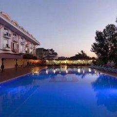 Larissa Blue Hotel бассейн фото 2