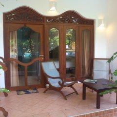 Отель Sandali Walauwa Шри-Ланка, Бентота - отзывы, цены и фото номеров - забронировать отель Sandali Walauwa онлайн балкон