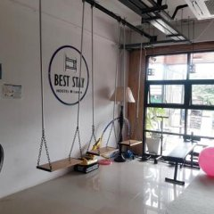 Best Stay Hostel At Lanta Ланта фитнесс-зал