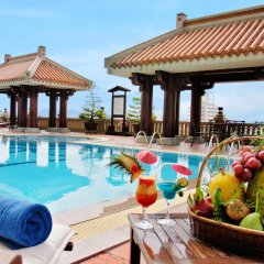 Imperial Hotel Hue бассейн