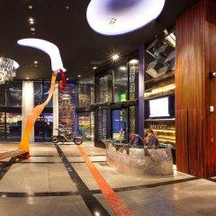 Siam@Siam Design Hotel Pattaya Паттайя гостиничный бар