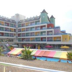 Blue Paradise Side Hotel - All Inclusive Сиде балкон