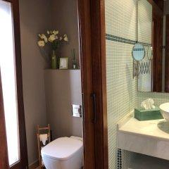 Отель B&B El Ranxo ванная