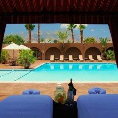 Отель Borrego Springs Resort and Spa фитнесс-зал фото 2