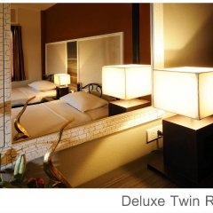 Отель Rambuttri Village Inn & Plaza 3* Стандартный номер с различными типами кроватей фото 24