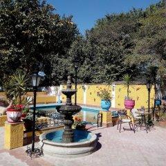 Отель Posada Margaritas бассейн фото 3