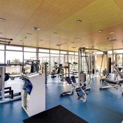 Отель Barcelo Fuerteventura Thalasso Spa Коста-де-Антигва фитнесс-зал