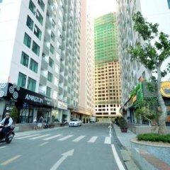 Отель Holi Bayview Нячанг городской автобус