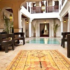 Отель Riad Aladdin Марокко, Марракеш - отзывы, цены и фото номеров - забронировать отель Riad Aladdin онлайн бассейн
