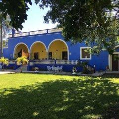 Отель Hacienda San Pedro Nohpat фото 15