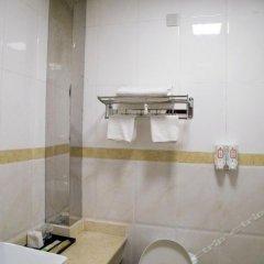Отель Jinshengyuan Business Hotel Китай, Сиань - отзывы, цены и фото номеров - забронировать отель Jinshengyuan Business Hotel онлайн ванная фото 2