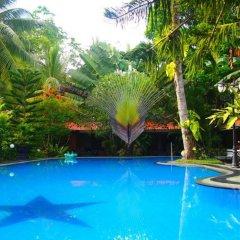 Hotel Flower Garden бассейн фото 3