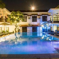 Hoian Nostalgia Hotel & Spa бассейн
