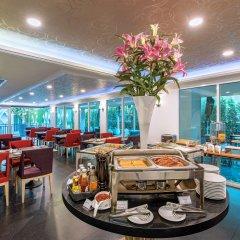 Отель Anajak Bangkok Hotel Таиланд, Бангкок - 3 отзыва об отеле, цены и фото номеров - забронировать отель Anajak Bangkok Hotel онлайн питание фото 2