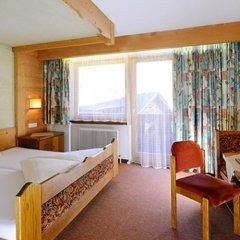 Отель Gasthof Neue Post Австрия, Хохгургль - отзывы, цены и фото номеров - забронировать отель Gasthof Neue Post онлайн комната для гостей фото 3