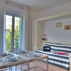 Отель Residence Divina Италия, Римини - отзывы, цены и фото номеров - забронировать отель Residence Divina онлайн комната для гостей фото 4