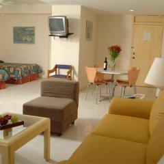Отель y Suites Nader Мексика, Канкун - отзывы, цены и фото номеров - забронировать отель y Suites Nader онлайн интерьер отеля