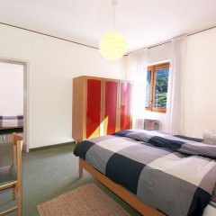 Hotel Rezia Киеза-ин-Вальмаленко комната для гостей фото 2