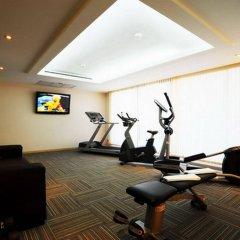 Отель Baan K Residence Managed By Bliston Бангкок фитнесс-зал фото 3