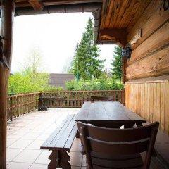 Отель Camping Harenda Pokoje Gościnne i Domki Закопане балкон