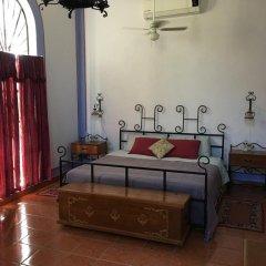 Отель Hacienda San Pedro Nohpat комната для гостей фото 5