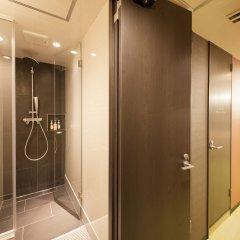 Отель Centurion Hotel Residential Cabin Tower Япония, Токио - отзывы, цены и фото номеров - забронировать отель Centurion Hotel Residential Cabin Tower онлайн интерьер отеля