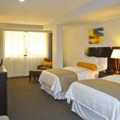 Hotel Los Andes комната для гостей