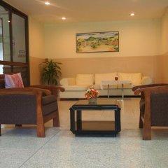 Отель PSU Lodge интерьер отеля