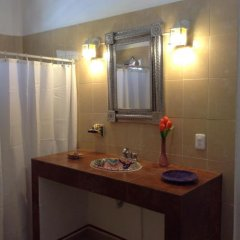 Отель Posada Margaritas ванная фото 2