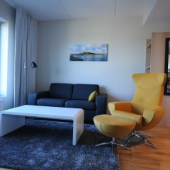 Отель Tananger Leilighetshotell комната для гостей фото 2