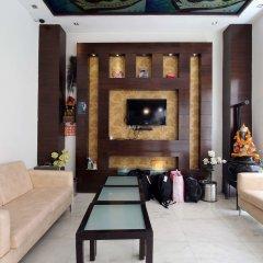 Hotel Baba Inn Paharganj интерьер отеля