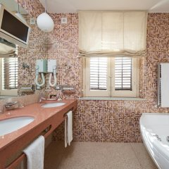 Отель Eurostars Centrale Palace Италия, Палермо - 1 отзыв об отеле, цены и фото номеров - забронировать отель Eurostars Centrale Palace онлайн ванная