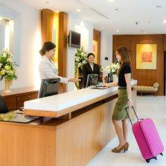 Отель At Ease Saladaeng гостиничный бар