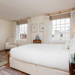 Отель Veeve - Chateau de Famille Великобритания, Лондон - отзывы, цены и фото номеров - забронировать отель Veeve - Chateau de Famille онлайн комната для гостей фото 5