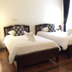 Отель Ssip Boutique Dhevej Бангкок комната для гостей