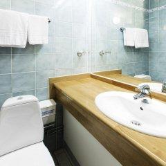 Отель City Hotel Швеция, Эребру - отзывы, цены и фото номеров - забронировать отель City Hotel онлайн ванная
