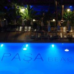 Pasa Beach Hotel - All Inclusive Мармарис бассейн
