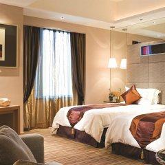 Отель Pan Pacific Xiamen комната для гостей