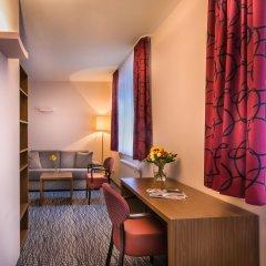 Novum Hotel Dresden Airport удобства в номере фото 2
