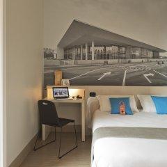 Отель B&B Hotel Bergamo Италия, Бергамо - 7 отзывов об отеле, цены и фото номеров - забронировать отель B&B Hotel Bergamo онлайн комната для гостей фото 3
