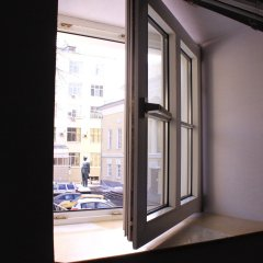 Апартаменты на Поварской балкон