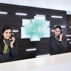 Отель Holiday Inn London-Bloomsbury Великобритания, Лондон - 1 отзыв об отеле, цены и фото номеров - забронировать отель Holiday Inn London-Bloomsbury онлайн интерьер отеля фото 3